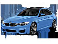 BMW M3 Седан, 4 дв