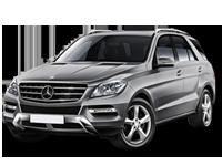 Mercedes-Benz M-class Внедорожник, 5 дв