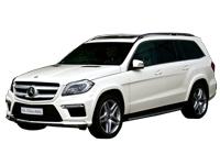 Mercedes-Benz GL-class Внедорожник, 5 дв