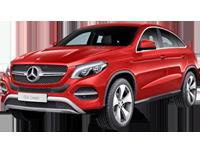 Mercedes-Benz GLE-class Купе, 4 дв