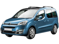 Citroen Berlingo Multispace Минивэн, 4 дв