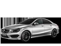 Mercedes-Benz CLA-class Купе, 4 дв