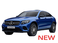 Mercedes-Benz GLC-class Купе, 4 дв