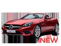 Mercedes-Benz SLC-class Родстер, 2 дв