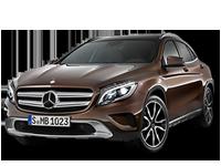 Mercedes-Benz GLA-class Внедорожник, 5 дв