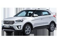 Hyundai Creta Внедорожник, 5 дв