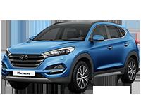 Hyundai Tucson Внедорожник, 5 дв