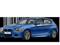 BMW 1 Series Хэтчбэк, 5 дв