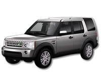 Land Rover Discovery 4 Внедорожник, 5 дв