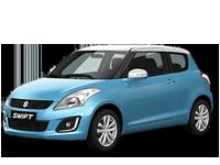 Suzuki Swift Хэтчбэк, 3 дв